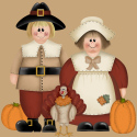 Country Thanksgiving Ebay Auction template