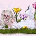 Easter web template