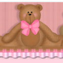 Pink Teddy Bear Ebay Auction Listing Template