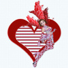 Valentine Fairy web template