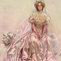 Victorian wedding Ebay Auction Template