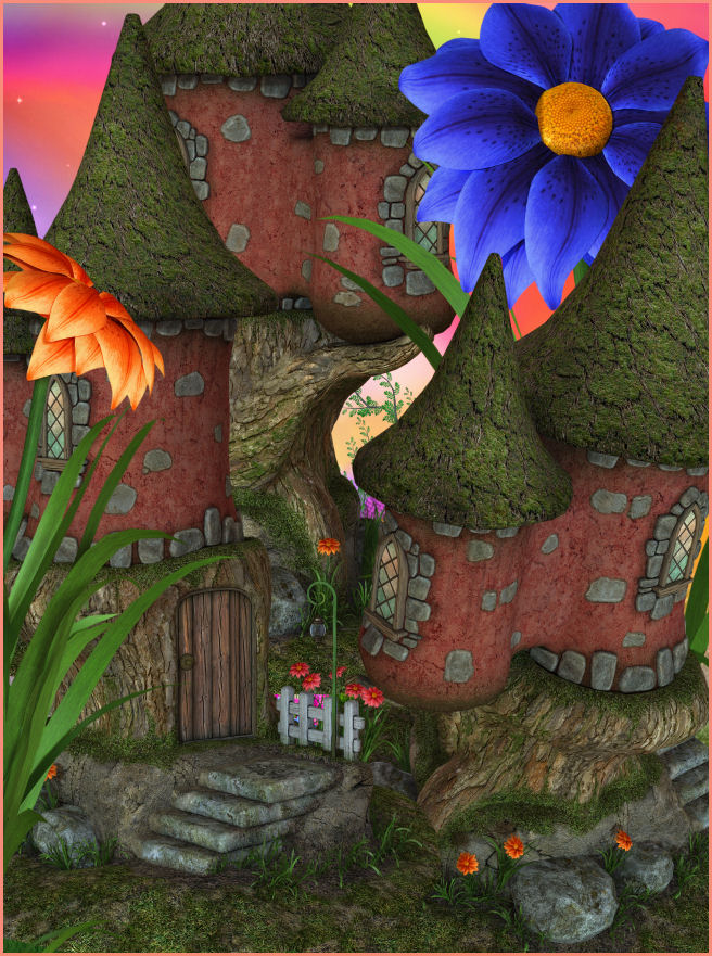 Fairy Castle Graphics