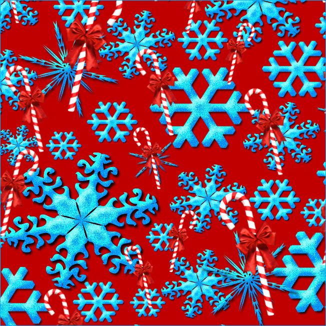 Holiday Seamless Tiles