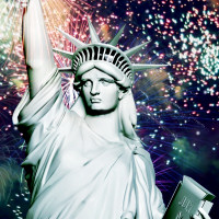 Statue of Liberty Graphics