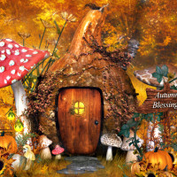 Autumn Fae house tube package