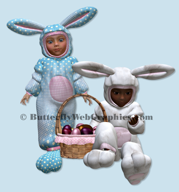 Easter Bunny graphics