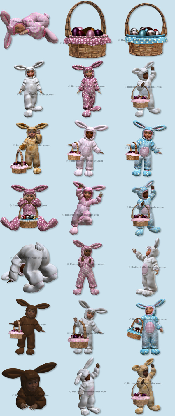 Easter Bunny clipart images
