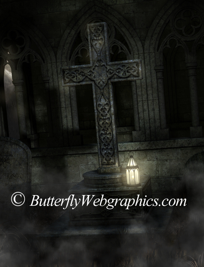 Dark Mystery Goth Backgrounds