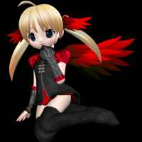 butterflywebgraphics.com Anime angel graphics psp tube packages