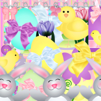 Easter Scrapbook Kit