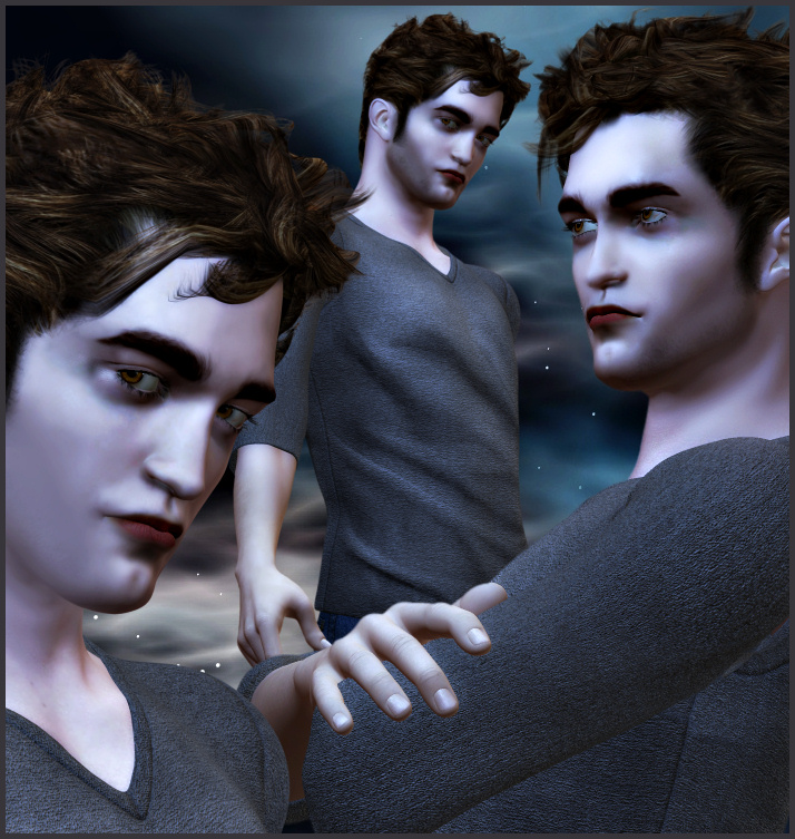 Edward Cullen Graphics