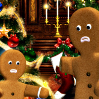 Gingerbread Men Graphics