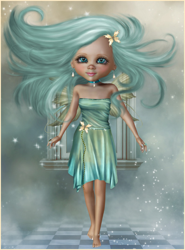Gracie Vae Fairy Graphics