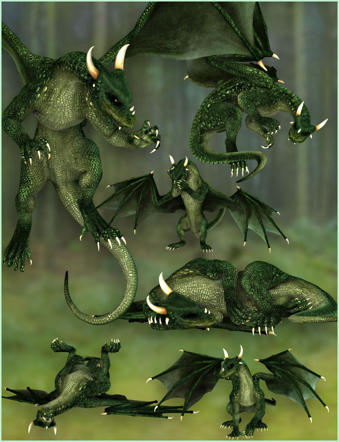 Green Dragon Graphics