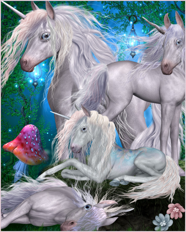 Little Unicorn Graphics