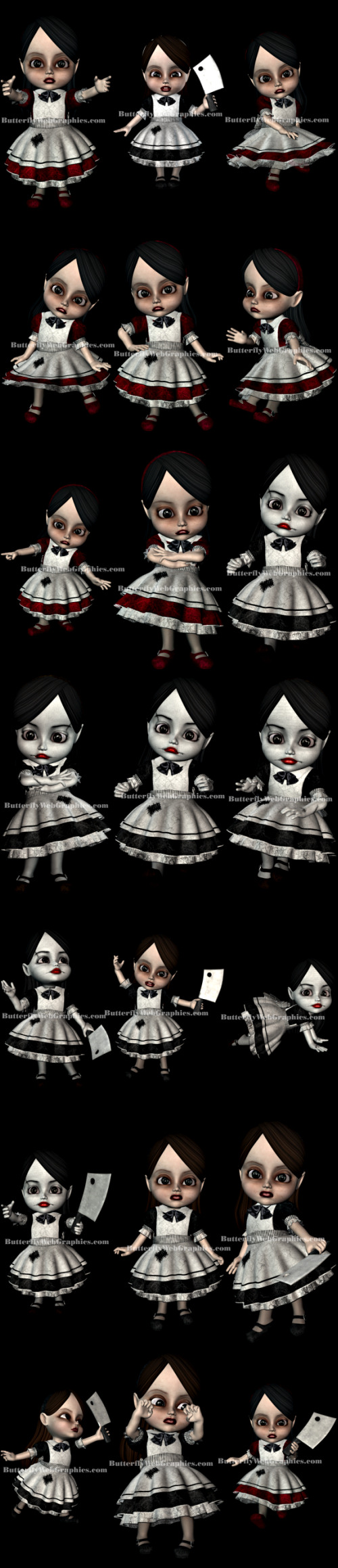 Little Goth Graphics