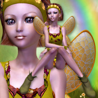 butterflywebgraphics.com gorgeous painted pixie fairy psp tubes for your designs