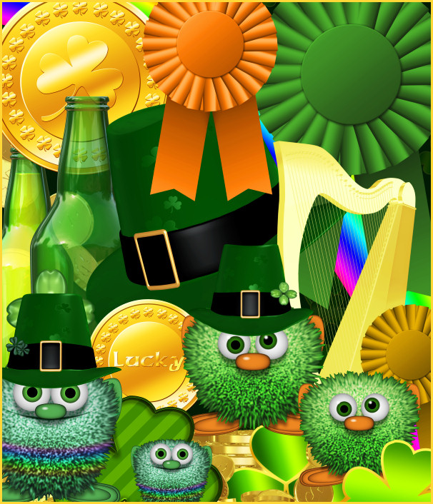St. Patrick's Day Elements
