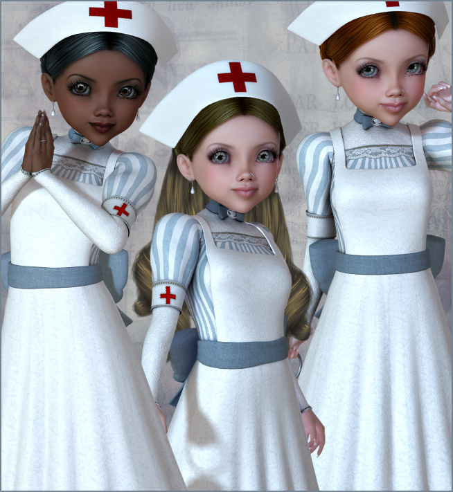 War Nurse Graphics