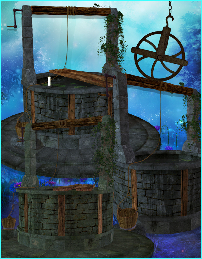 Wishing Well Graphics