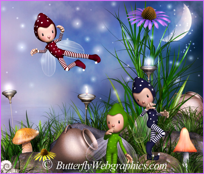 Fairy Bug Graphics