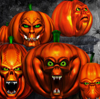 Wicked Pumpkin Graphics