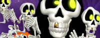 Grim Skeleton Graphics