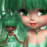Free Irish Fairy Graphics