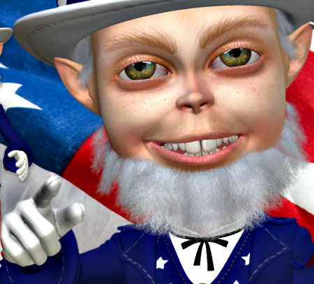 Uncle Sam Graphics