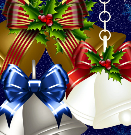 Christmas Bell Graphics