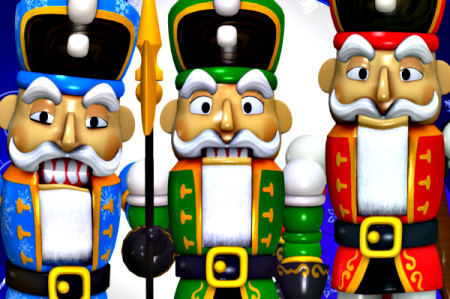 Nutcracker Graphics