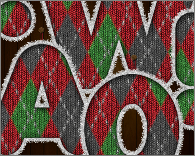 Argyle holiday and new year graphics