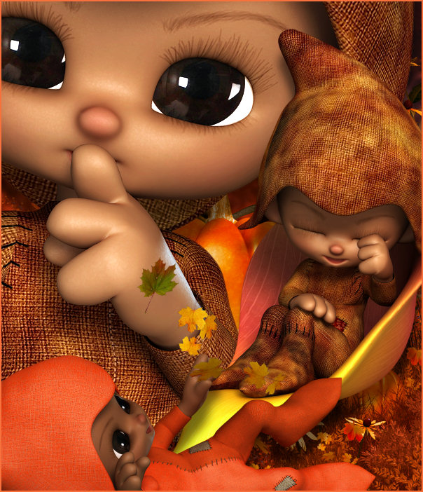 Autumn Gnome Graphics