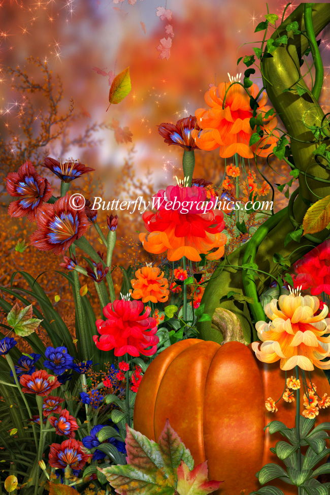 Beautiful Harvest Backgrounds
