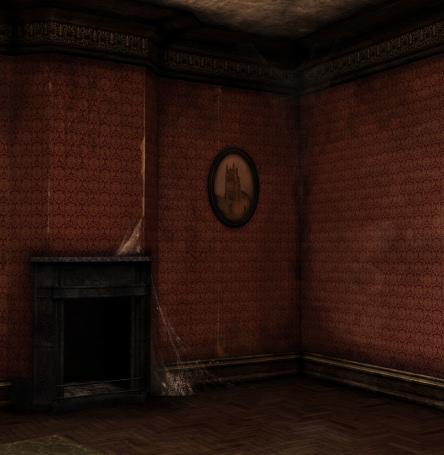 Haunted room backgrounds