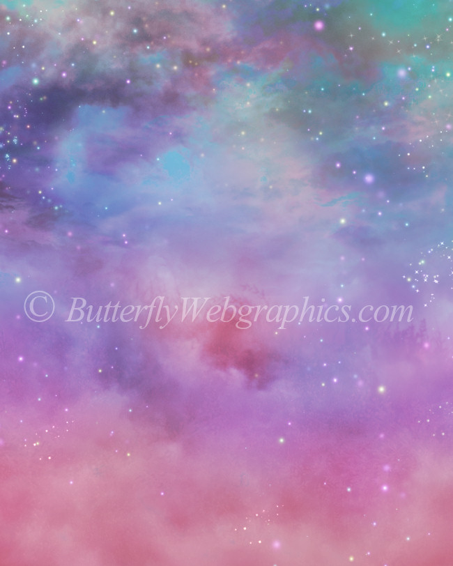 Strawberry Sky Backgrounds Graphics