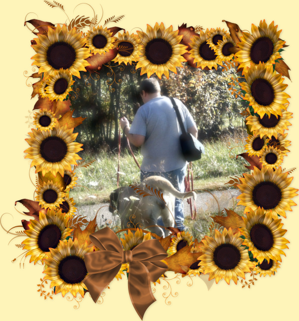 Sunflower Scrapbook Kit