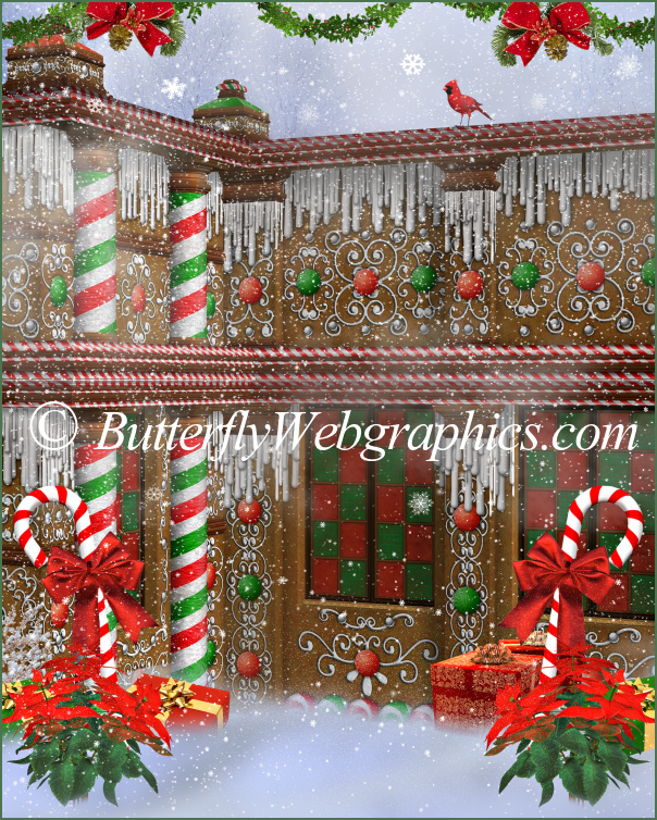 Merry Christmas Background Graphics