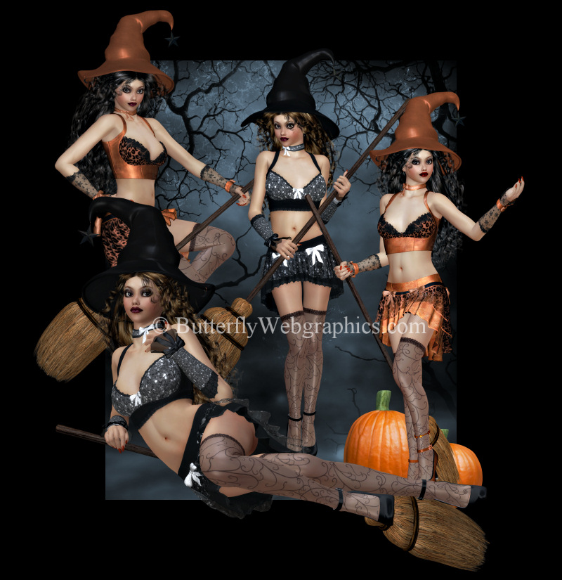 Sexy Witch Tubes