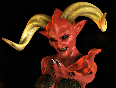 Demoness Graphics