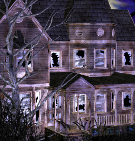 Haunted House Graphics