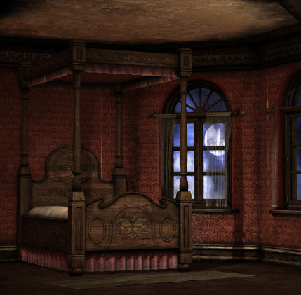 Haunted Room Graphics