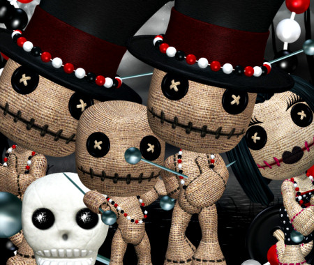 Voodoo Doll Graphics