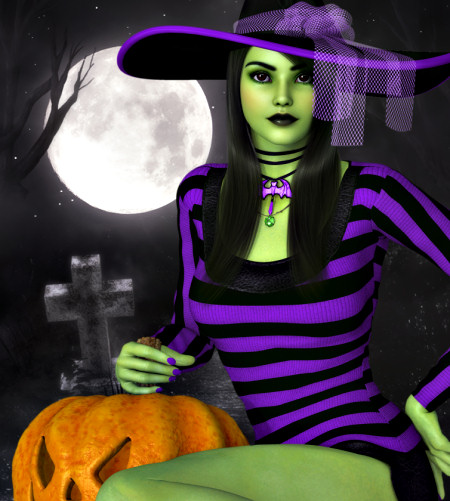 Witchy Graphics