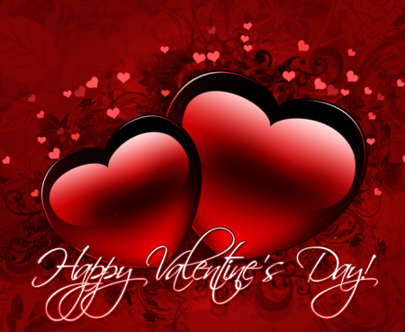 Elegant Valentine Heart Graphics