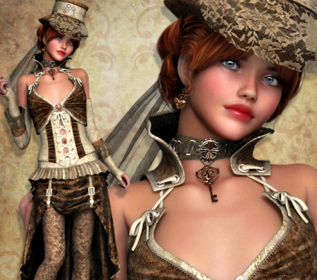Steampunk Beauties