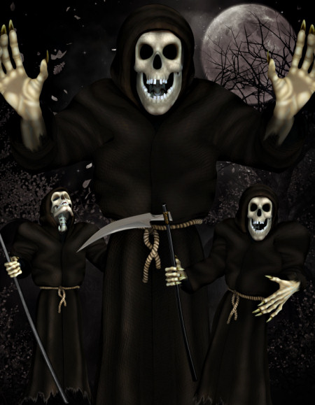 Grim Reaper Graphics